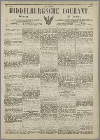 Middelburgsche Courant 1895-10-22