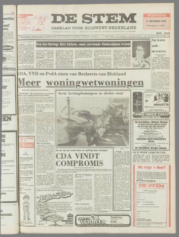 de Stem 1979-10-31