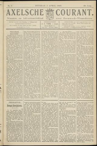Axelsche Courant 1927-04-05