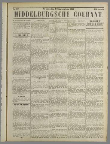 Middelburgsche Courant 1919-09-03