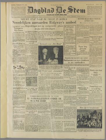 de Stem 1951-07-02
