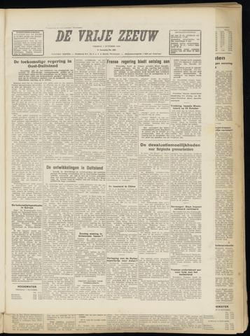 de Vrije Zeeuw 1949-10-07