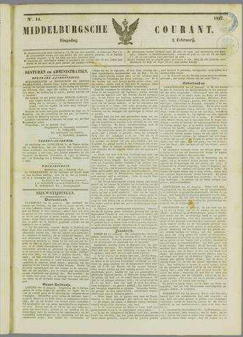 Middelburgsche Courant 1847-02-02