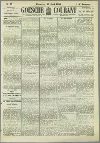 Goessche Courant 1932-06-15
