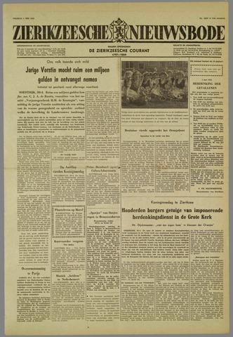 Zierikzeesche Nieuwsbode 1959-05-01