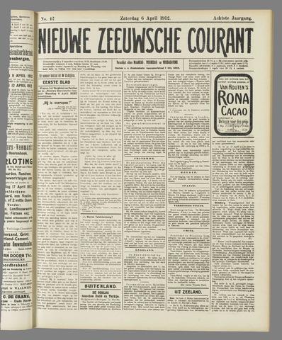Nieuwe Zeeuwsche Courant 1912-04-06