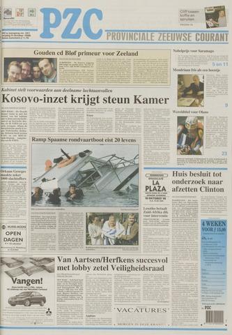 Provinciale Zeeuwse Courant 1998-10-09