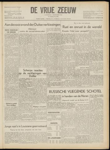 de Vrije Zeeuw 1953-09-05