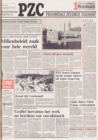 Provinciale Zeeuwse Courant 1989-03-13