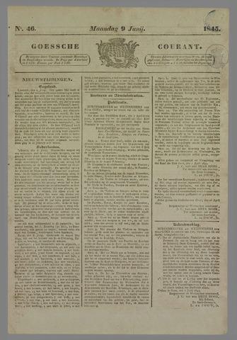 Goessche Courant 1845-06-09