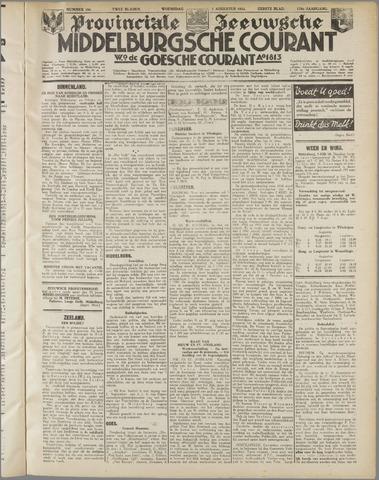 Middelburgsche Courant 1935-08-07