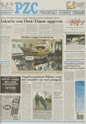 Provinciale Zeeuwse Courant 1999-01-28