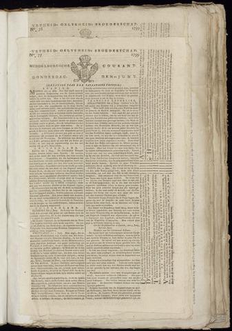 Middelburgsche Courant 1799-06-20