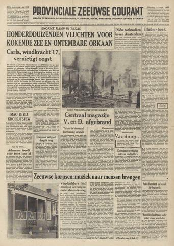 Provinciale Zeeuwse Courant 1961-09-12