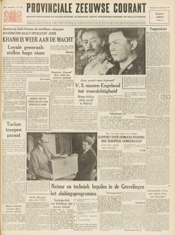 Provinciale Zeeuwse Courant 1964-09-15