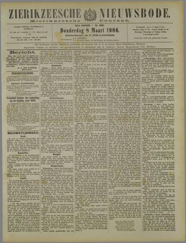 Zierikzeesche Nieuwsbode 1906-03-08