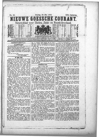 Nieuwe Goessche Courant 1876-05-30