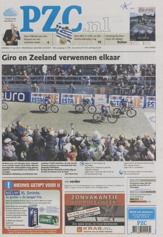 Provinciale Zeeuwse Courant 2010-05-11