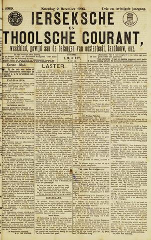 Ierseksche en Thoolsche Courant 1905-12-02