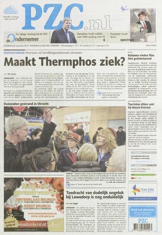 Provinciale Zeeuwse Courant 2010-11-20