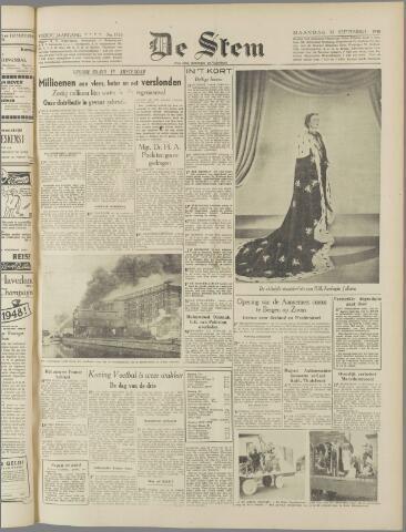 de Stem 1948-09-13