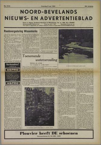 Noord-Bevelands Nieuws- en advertentieblad 1965-05-08