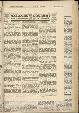 Axelsche Courant 1948-04-21
