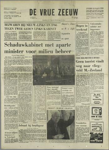 de Vrije Zeeuw 1971-04-17