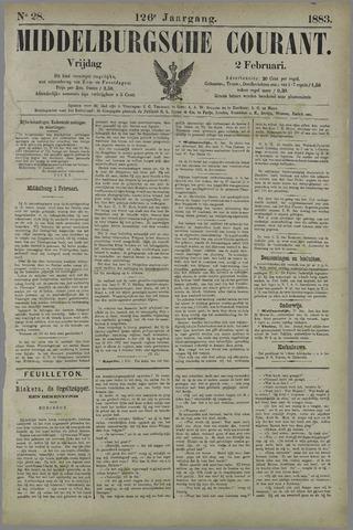 Middelburgsche Courant 1883-02-02