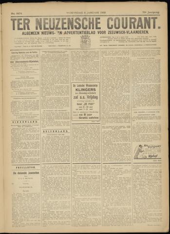 Ter Neuzensche Courant. Algemeen Nieuws- en Advertentieblad voor Zeeuwsch-Vlaanderen / Neuzensche Courant ... (idem) / (Algemeen) nieuws en advertentieblad voor Zeeuwsch-Vlaanderen 1930-01-08
