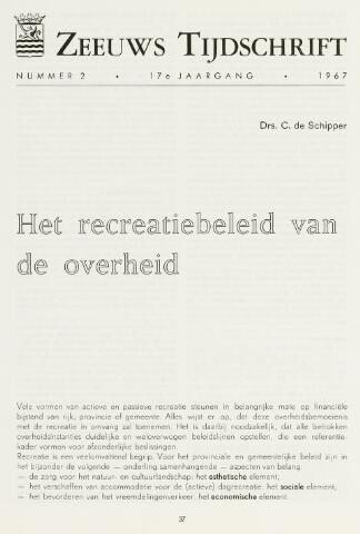 Zeeuws Tijdschrift 1967-03-15