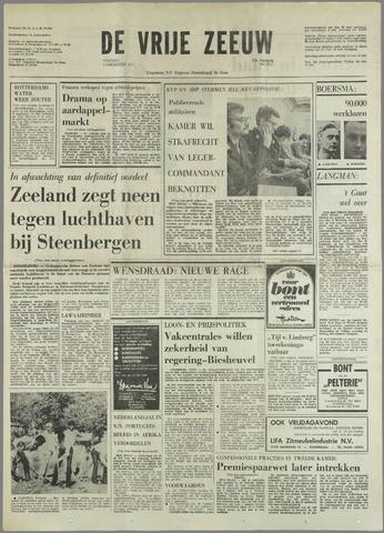 de Vrije Zeeuw 1971-12-03