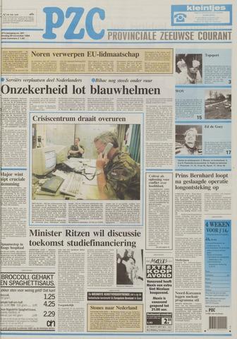 Provinciale Zeeuwse Courant 1994-11-29