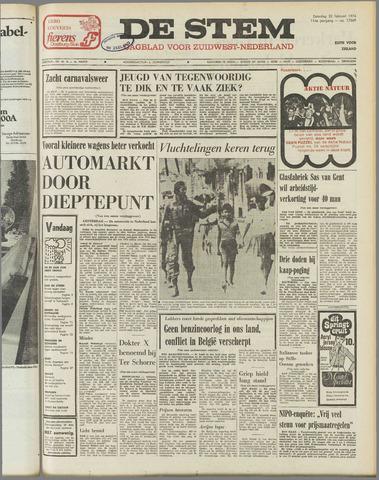 de Stem 1974-02-23