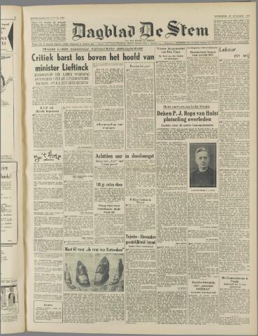 de Stem 1949-10-26