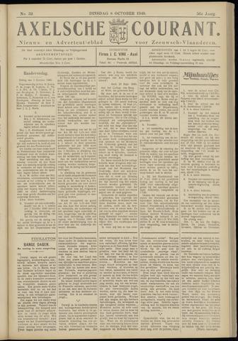 Axelsche Courant 1940-10-08