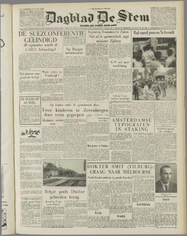 de Stem 1956-09-22