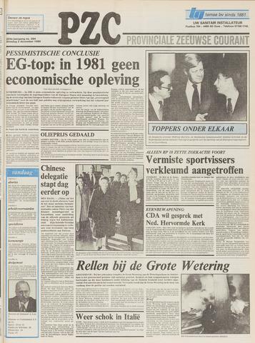 Provinciale Zeeuwse Courant 1980-12-02