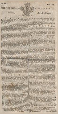 Middelburgsche Courant 1779-08-26