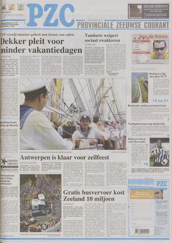 Provinciale Zeeuwse Courant 2004-07-22