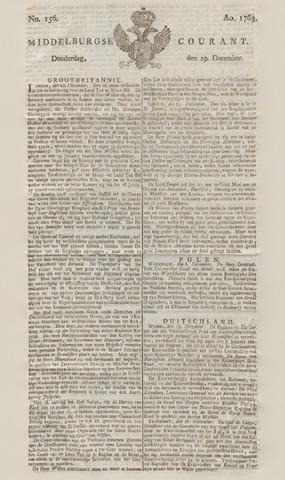 Middelburgsche Courant 1763-12-29