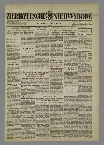 Zierikzeesche Nieuwsbode 1954-12-04