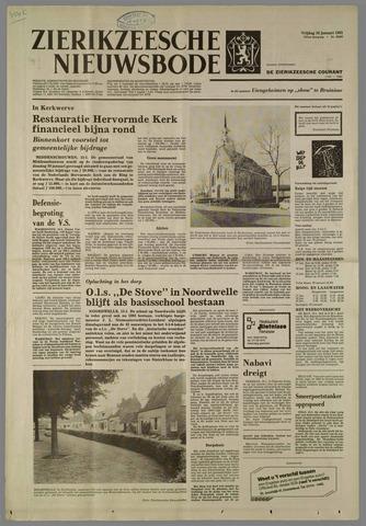 Zierikzeesche Nieuwsbode 1981-01-16