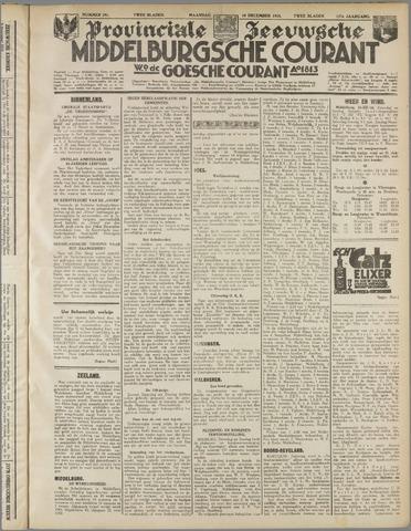 Middelburgsche Courant 1934-12-10
