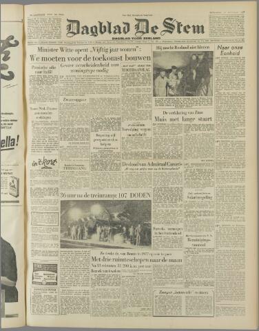 de Stem 1952-10-11
