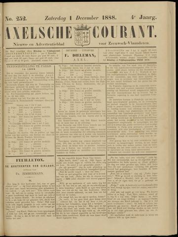 Axelsche Courant 1888-12-01