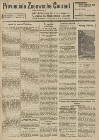 Provinciale Zeeuwse Courant 1941-01-15
