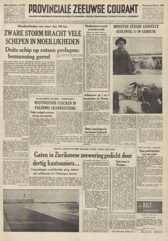 Provinciale Zeeuwse Courant 1959-10-28