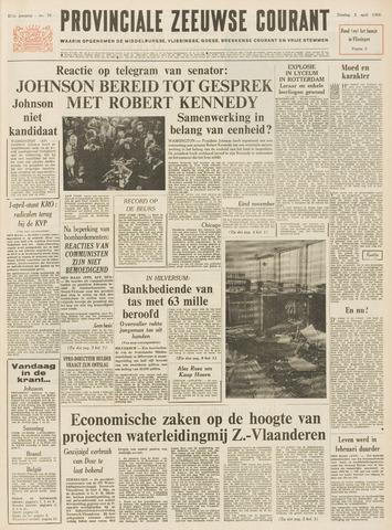 Provinciale Zeeuwse Courant 1968-04-02