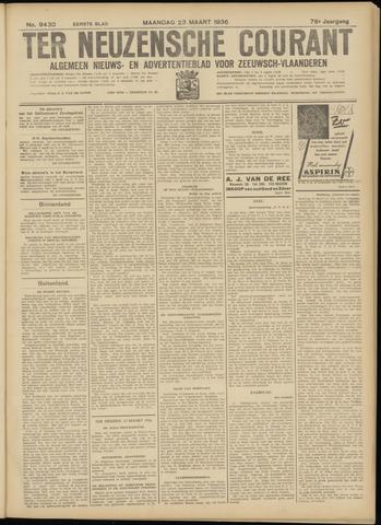 Ter Neuzensche Courant. Algemeen Nieuws- en Advertentieblad voor Zeeuwsch-Vlaanderen / Neuzensche Courant ... (idem) / (Algemeen) nieuws en advertentieblad voor Zeeuwsch-Vlaanderen 1936-03-23